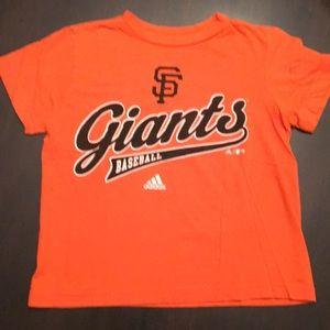 Giants - T-shirt